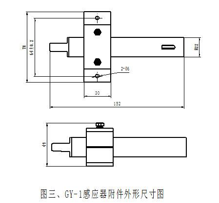 转速表主要技术特性 1.